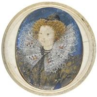 portrait of queen elizabeth i by nicholas hilliard