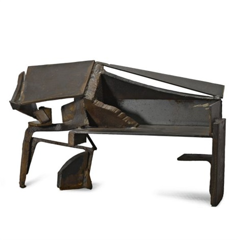 writing piece box by sir anthony caro