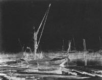 the docks, ipswich by richard dykes alexander