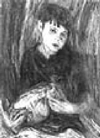 la jeune fille au canard by eugène ebiche
