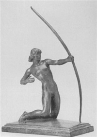 diana:a figure of the huntress by marion sanford