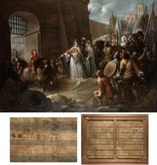 entrada en segovia del rey niño d fernando by leonardo alenza y nieto