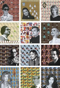 arab icons (from the icons of the four corners series) (in 12 parts) by afsoon
