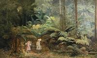children in the bush by australian school (19)