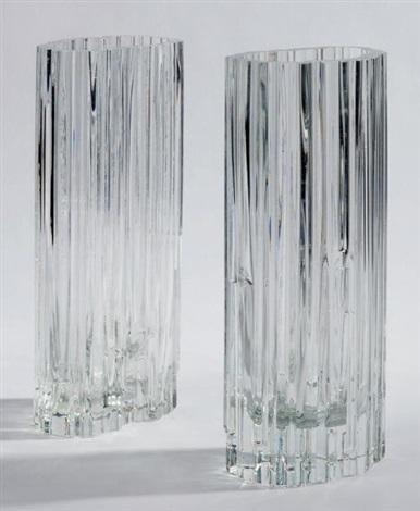 suite de trois vases set of 3 by tapio wirkkala