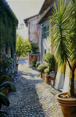 the ostia antica by naomi peppard