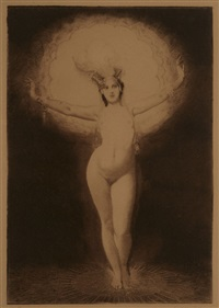 oblation by norman alfred williams lindsay