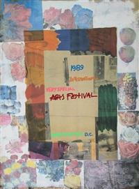 international very special arts festival, washington d.c by robert rauschenberg