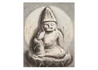 field buddha by akira akizuki
