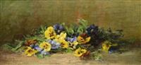 pansies by lydia m. b. hubbard