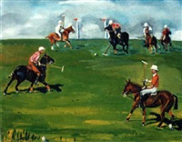 polo by ellice endicott