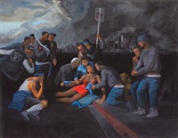 death in south central (crips) by sandow birk