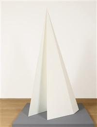 pyramid #12 by sol lewitt