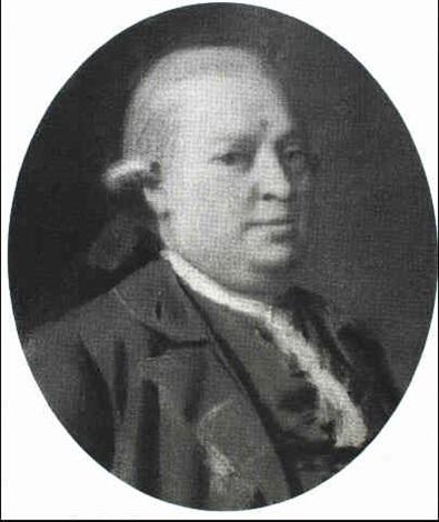 portraet af skuespiller christoffer pauili rose by virgilius erichsen