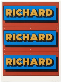 advertisement by richard hamilton