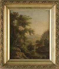 landscape by john white allen scott