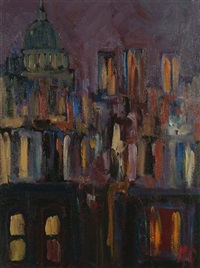 st. paul's and the city by michael quirke
