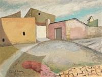 paisaje by godofredo giménez