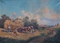 la cosecha by hans kretsch