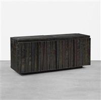 cabinet, model pe 40a by paul evans