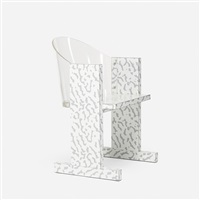 teodora chair by ettore sottsass