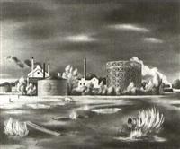 industrial fresno by darwin musselman