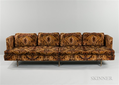 Edward Wormley For Dunbar Sofa By