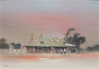 the docs house, coolgardie w.a. by rex newell