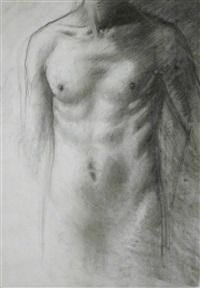 torso masculino by darío morales