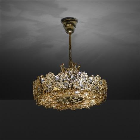 Chandelier by j l lobmeyr on artnet chandelier by j l lobmeyr aloadofball Image collections