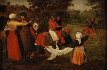 Jugando Con El Ganso By Pieter Balten On Artnet