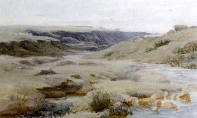 a donegal stream by mary georgina barton
