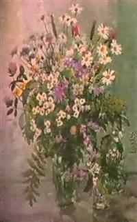 bouquet champêtre by taissia afonina
