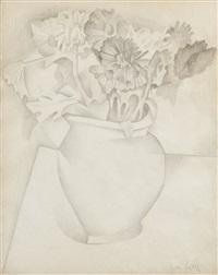 bouquet de fleurs by juan gris