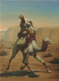la traversée du désert by leon alegre
