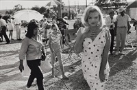 marilyn monroe in the misfits, nevada by bruce davidson