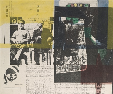 jalta by mimmo rotella