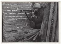 république tchécoslovaque, manoeuvres militaires (7 works) by vaclav jiru