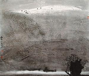 秋声 by zhou shaohua