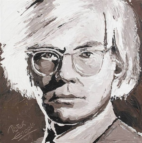 andy warhol by peter engels
