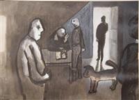 scène d'intérieur by paul ackermann