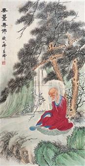 buddha by jian huafo
