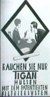 rauchen sie nur tigan hulsen by hermann hauschka
