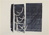 l 1973-52 by hans hartung
