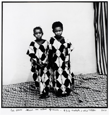 yokoro 2 others 3 works by malick sidibé