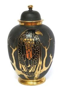 vase by guy renoux