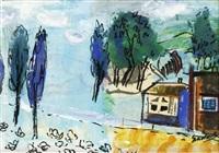 paysage by carlos nadal