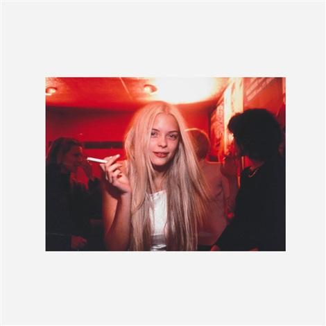 james king supermodel portfolio of twelve works by nan goldin