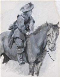 the cavalier by lucy elizabeth kemp-welch