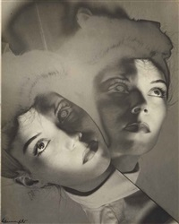 maroua motherwell, new york by erwin blumenfeld